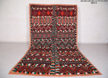 Hassira Straw Morocco Mat (6.8ft x 11.9ft)