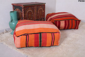 Pillow case, Ottoman pouf, PW268