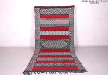 Old Moroccan Kilim, 5.1 FT X 11.4 FT,
