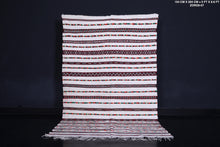 Wedding berber blanket, 5 ft x 8.6 ft