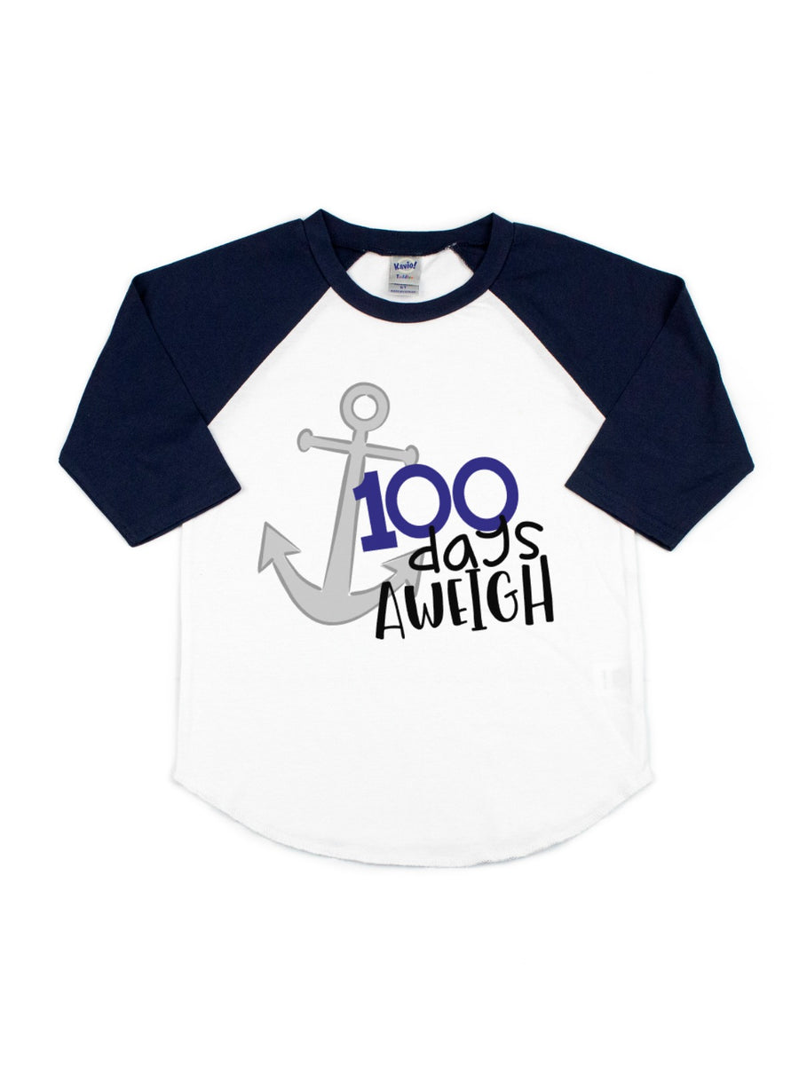 100 days of school left t-shirt