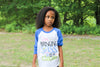 first day of school raglan tee