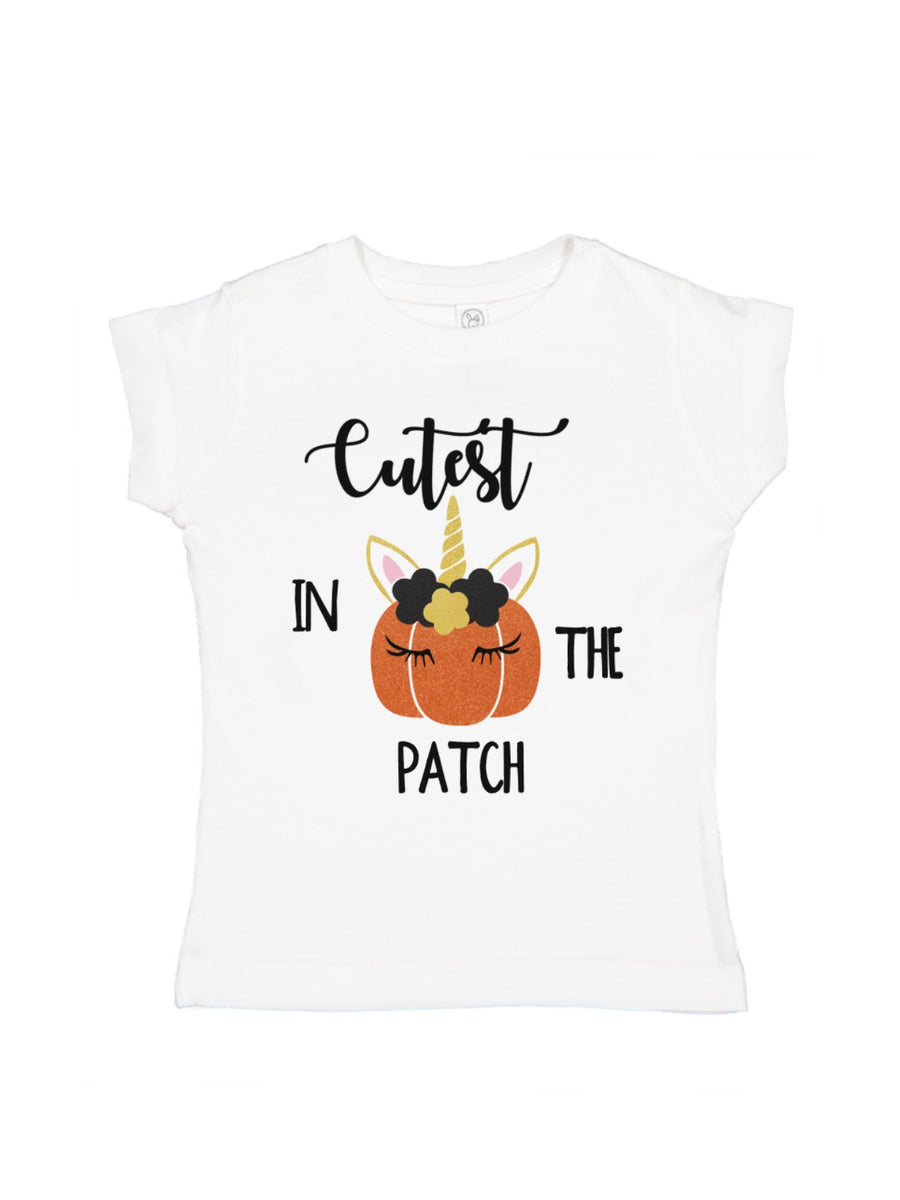 cutest pumpkin in the patch long sleeve shirt