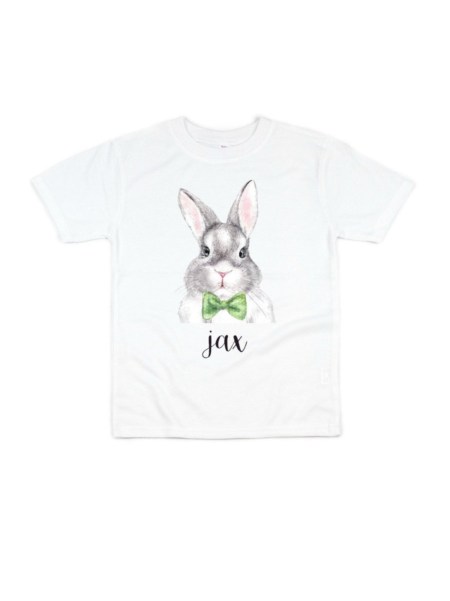 boys personalized Easter shirt