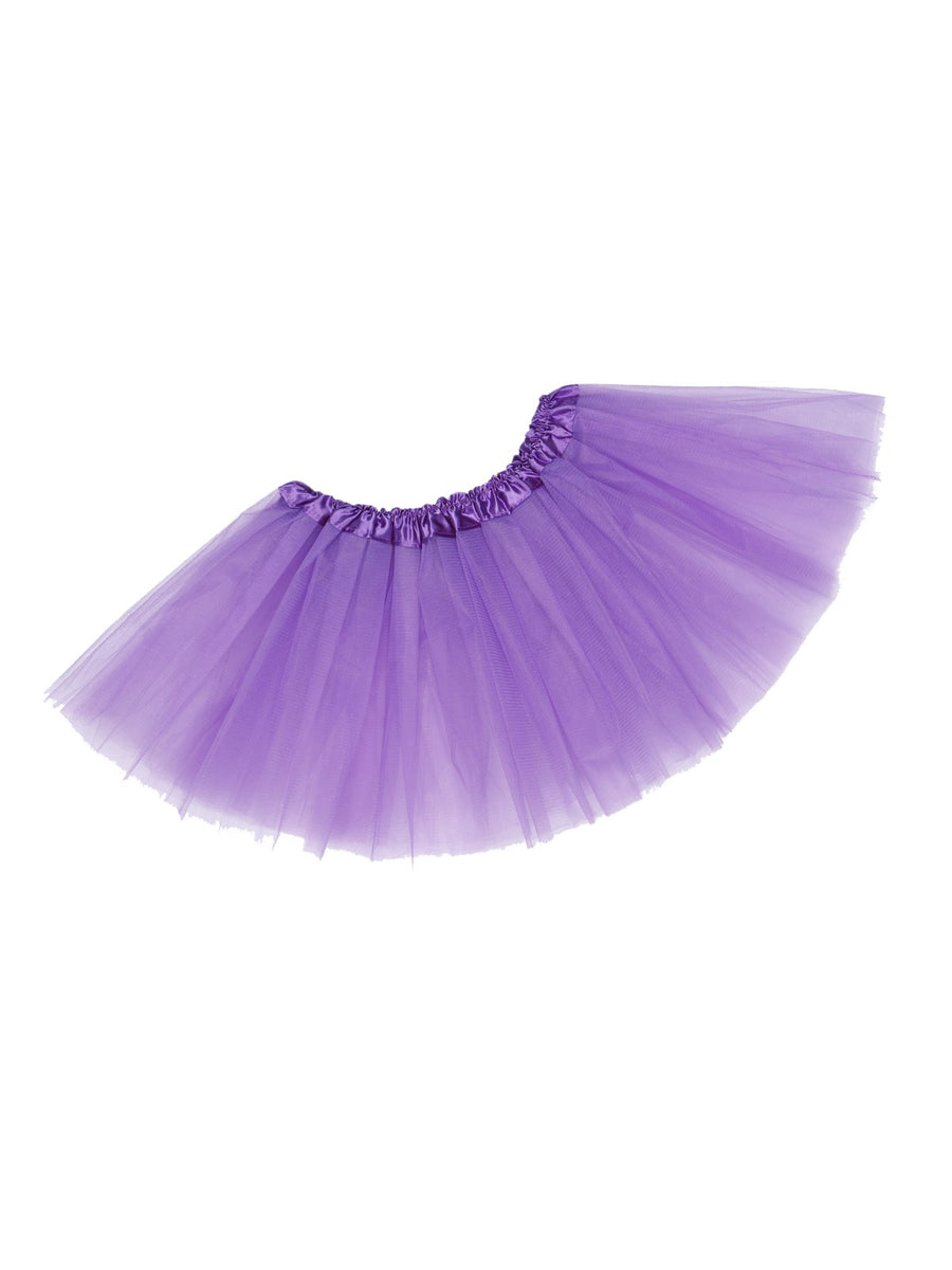 purple bunny tail tutu
