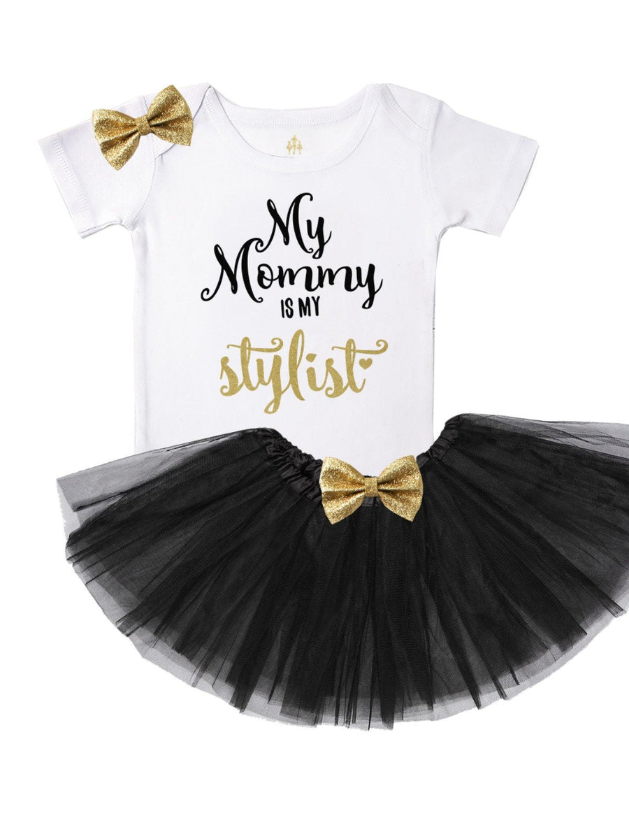 My Mommy is My Stylist Tutu Outfit