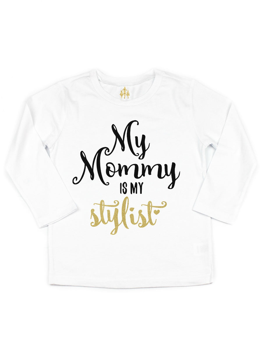 My Aunt Is My Stylist  - T Shirt