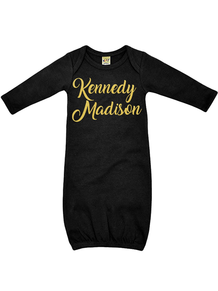 Personalized Baby Sleep Gown