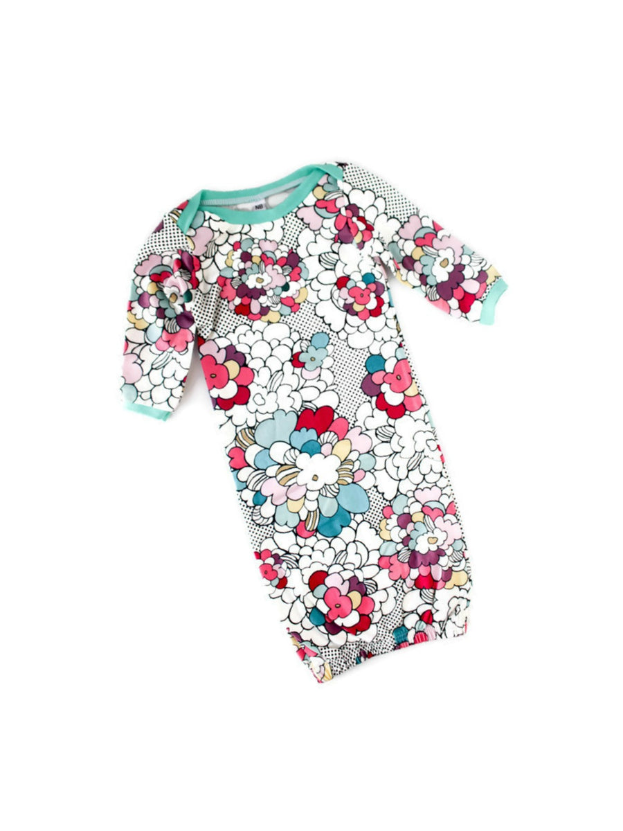 Pop Art Baby Gown