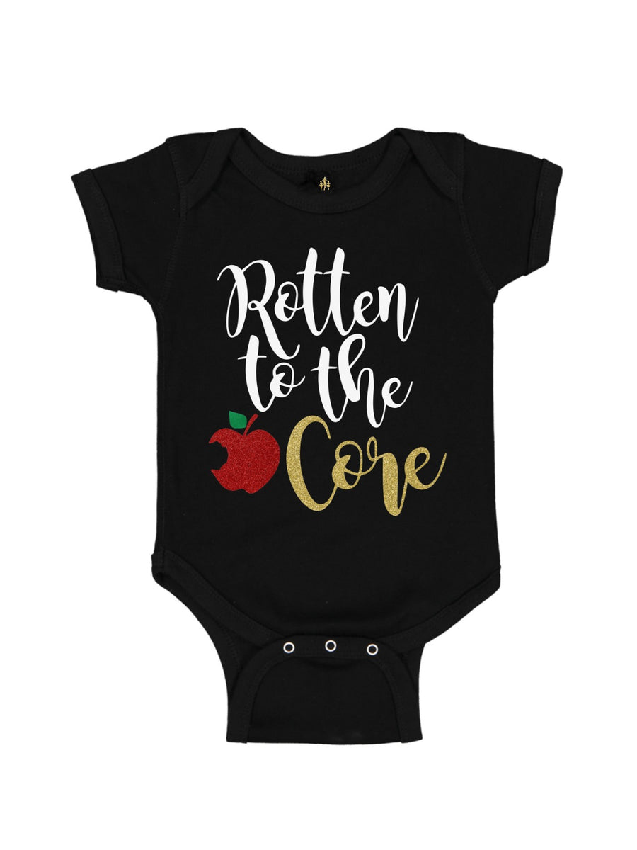 long sleeve rotten apple baby one piece