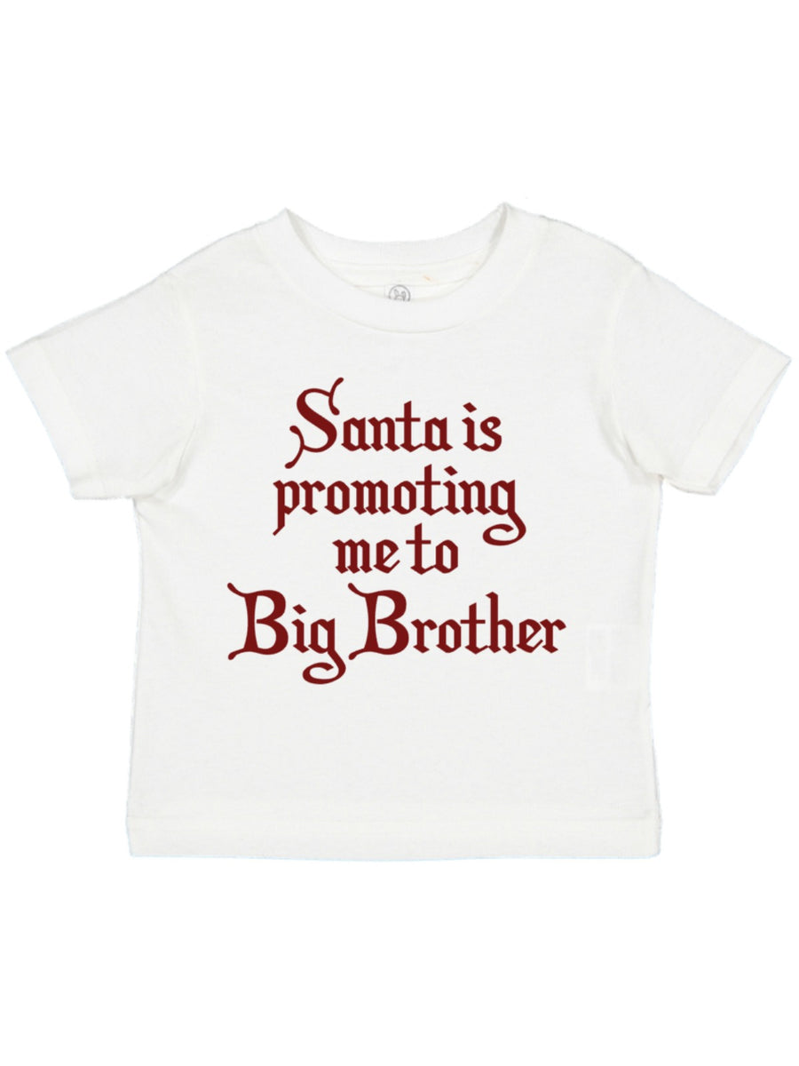 Santa is Promoting Me to Big Brother T-Shirt
