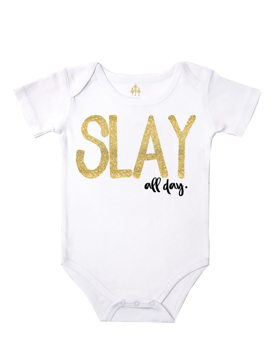 Slay All Day Bodysuit