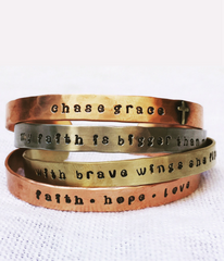 Blessing Bangles -  Christian Jewelry