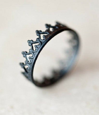 Oxidized Crown Ring