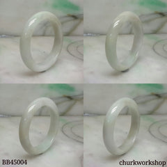 Pale green baby bangle