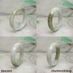 Pale green mix bluish green baby bangle