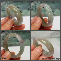 Baby jade bangle, multi color baby bangle