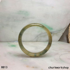 Children jade bangle, multi color small  jade bangle