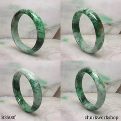 Reserved for jf928   Green jade bangle