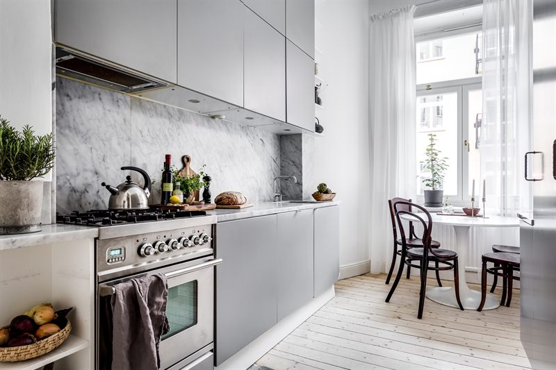 Scandinavian Style in Gothenborg kitchen sig8