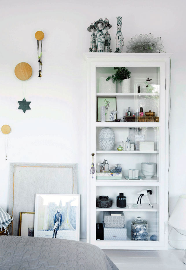 Danish Photographer's Home Ready for Christmas