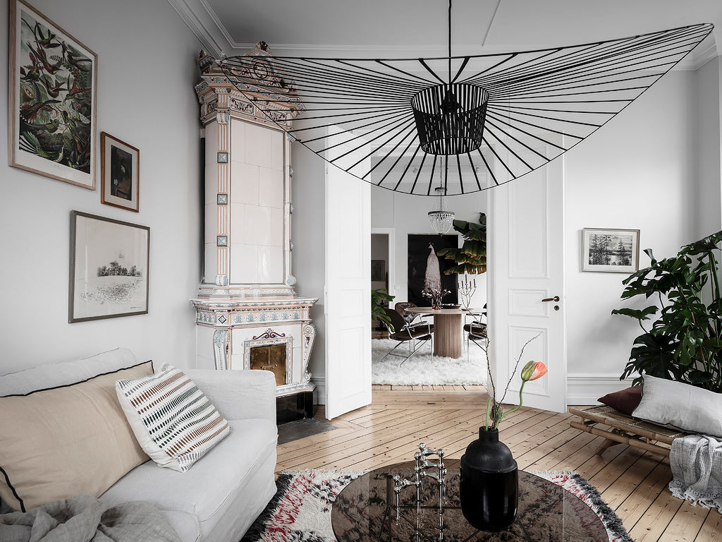 Swedish style with neutral tones