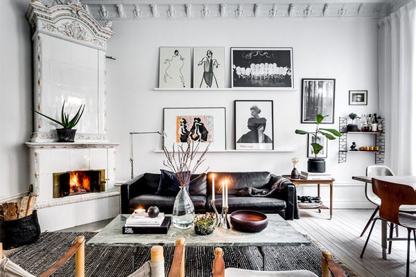 Swedish style cosy apartment in Gothenburg sig