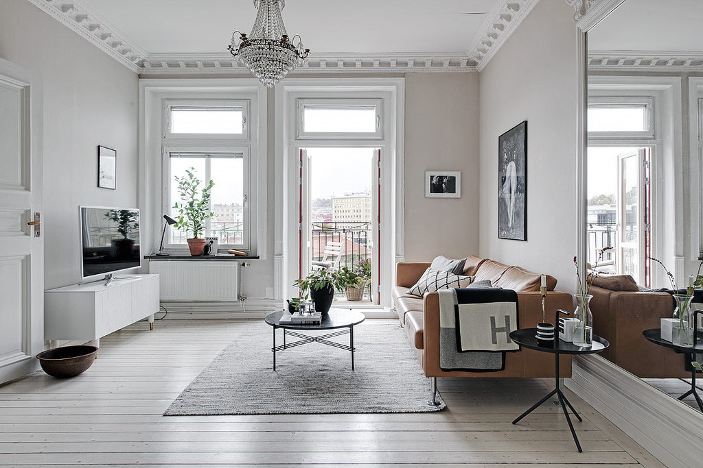 swedish style interior surbrunnsgatan