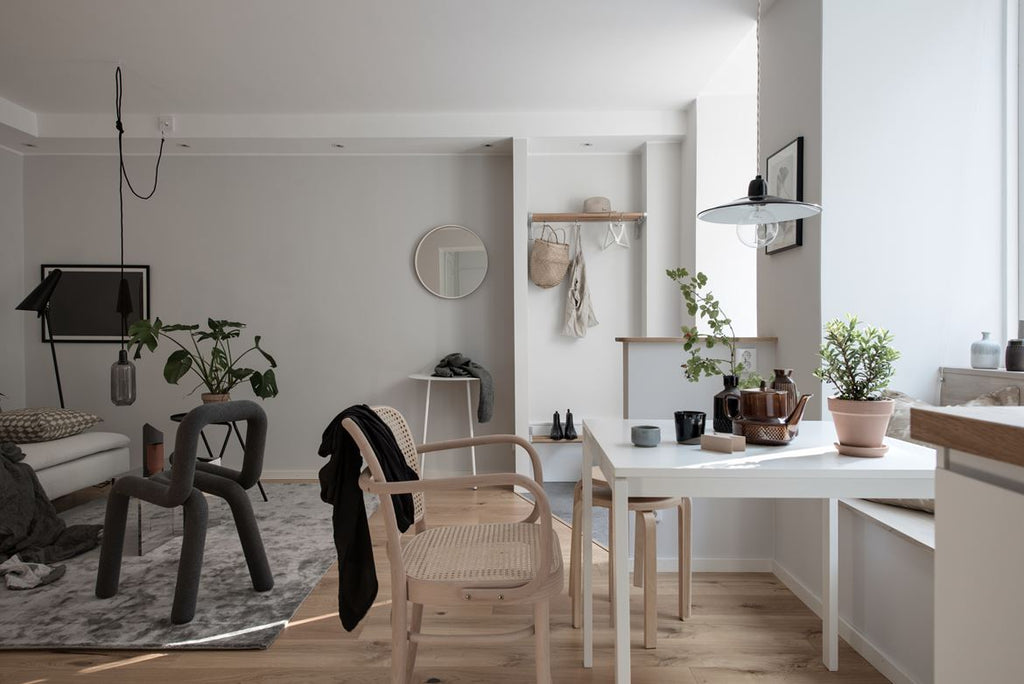 Wonderful Swedish style in Gothenburg apt.