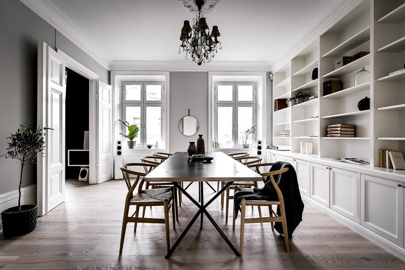Dining room | Cool Swedish Home