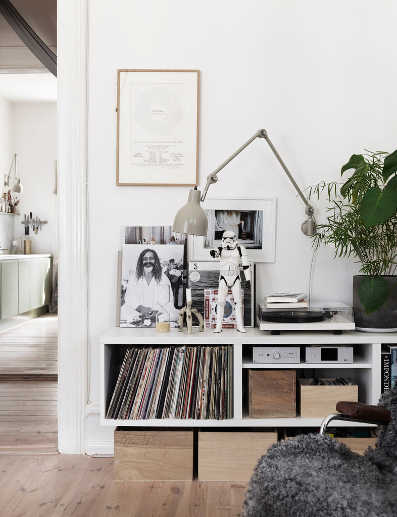 Nina Persson's Eclectic Home in Malmö -02