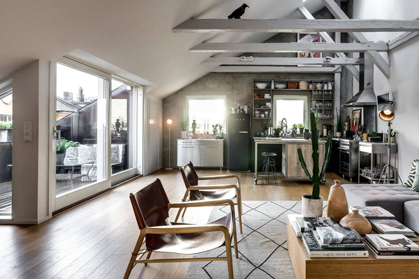Gorgeous loft with personality  in Stockholm