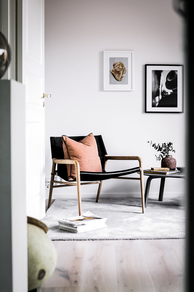 Beautiful Scandinavian occasional chair