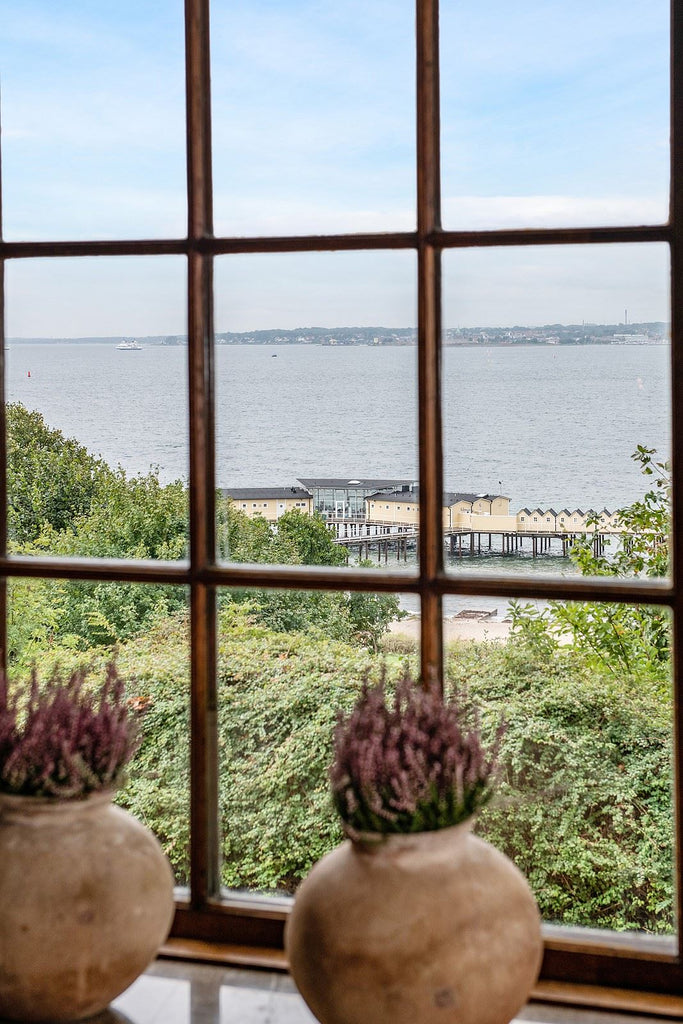 View from a Grand Swedish Home