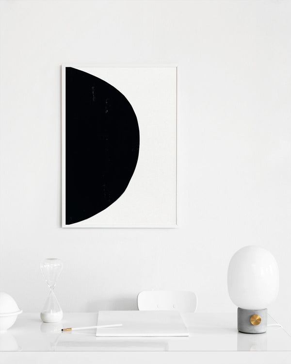 Circle No. 10 - Scandinavian style | Nordic Design | Grøn + White