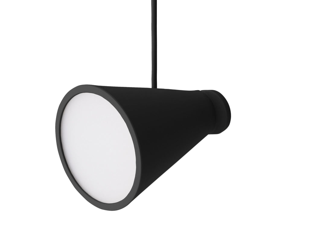 Bollard Lamp | Black - Grøn + White