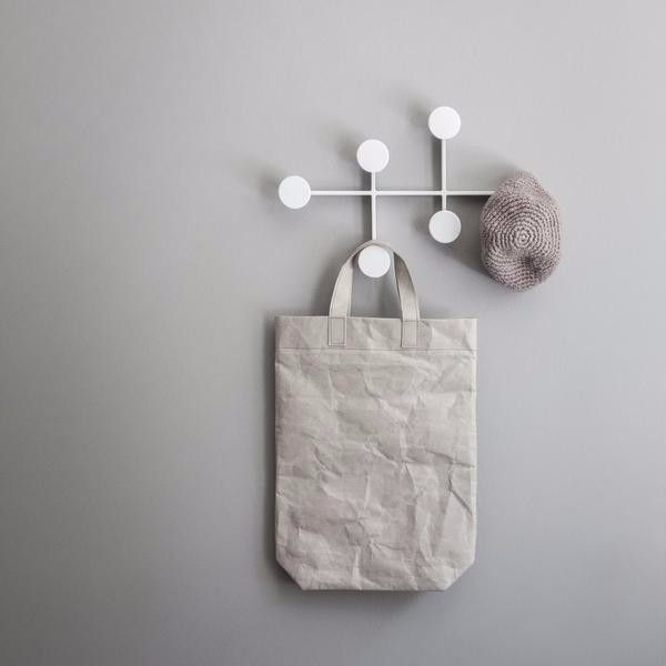 Afteroom Coathanger | White - Grøn + White  - 1
