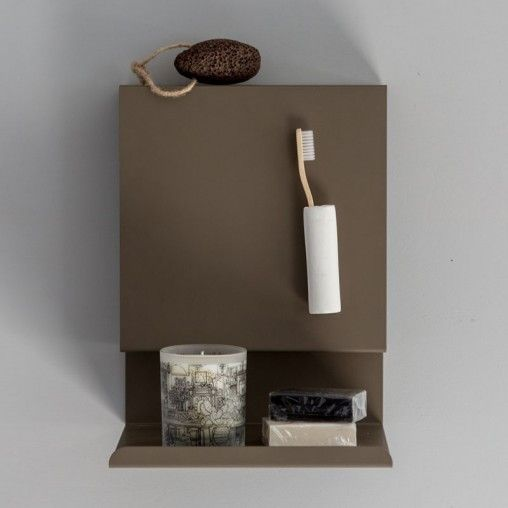 Ledge:Able | Grey-Brown - Scandinavian style | Nordic Design | Grøn + White