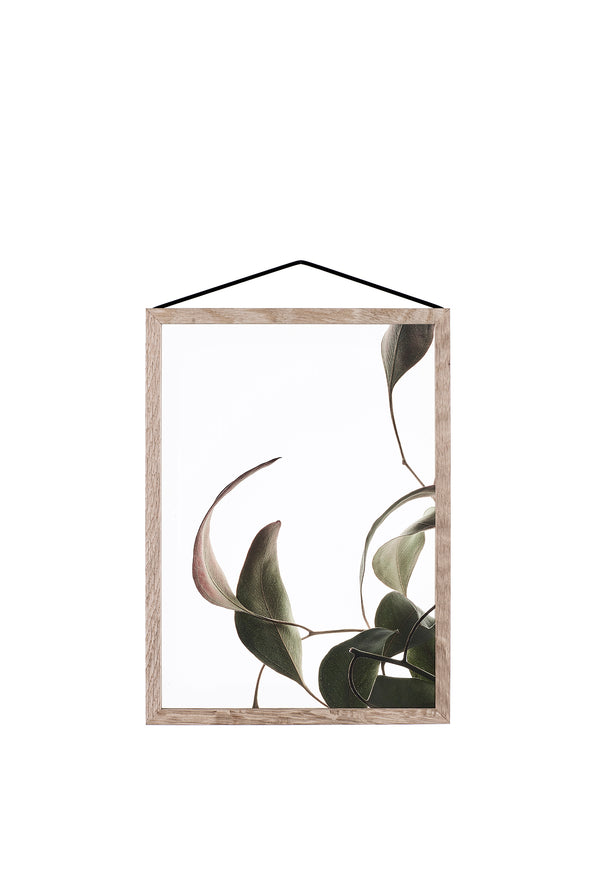 Floating Leaves No. 08 - Scandinavian style | Nordic Design | Grøn + White