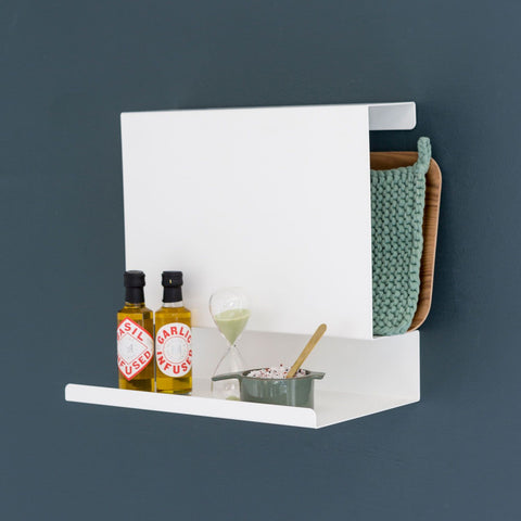 BIG:LEDGE WHITE | Anne Linde | Grøn + White  - 1