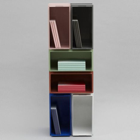 Color Box from Normann Copenhagne | Assorted colours | Grøn + White