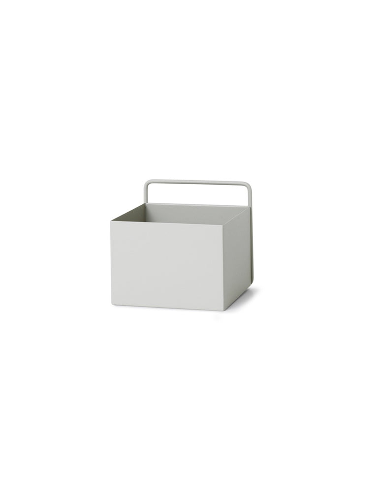 Wall Box Square - Scandinavian style | Nordic Design | Grøn + White