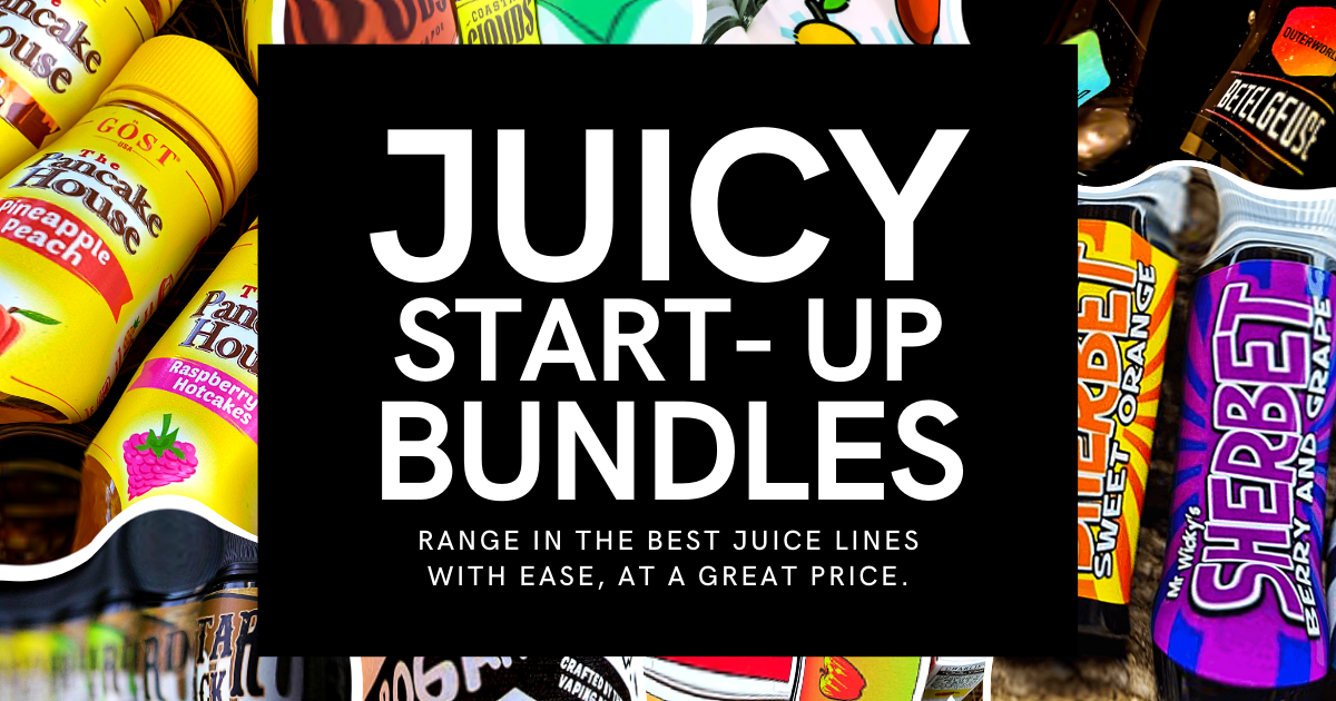 Juicy Start-up Bundles!