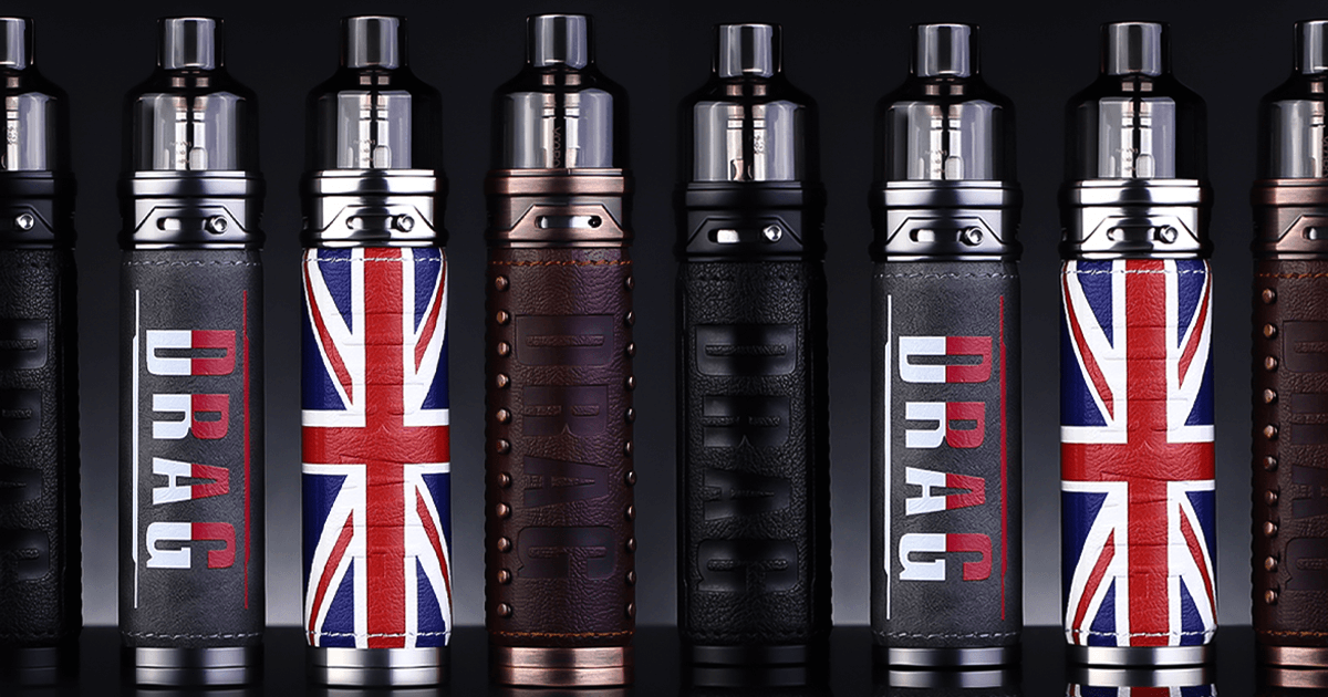 Voopoo Drag Collection