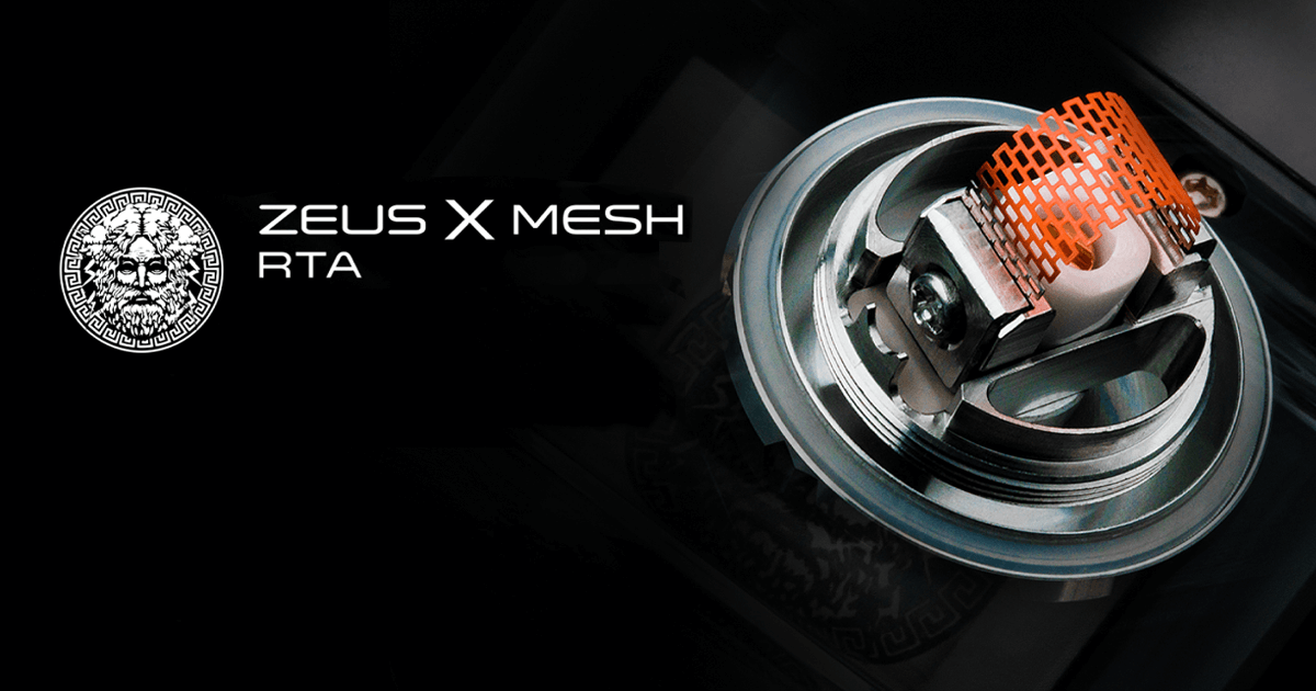 Geekvape Zeus X Mesh Collection