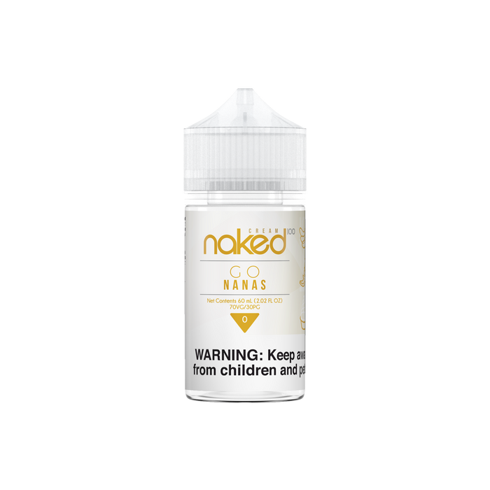 Naked 100 Cream - Banana
