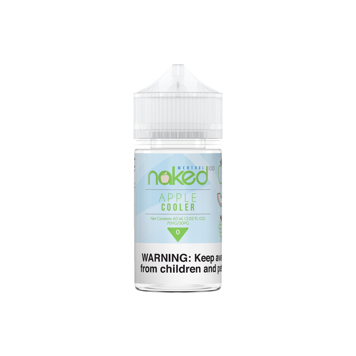 Naked 100 Menthol - Apple