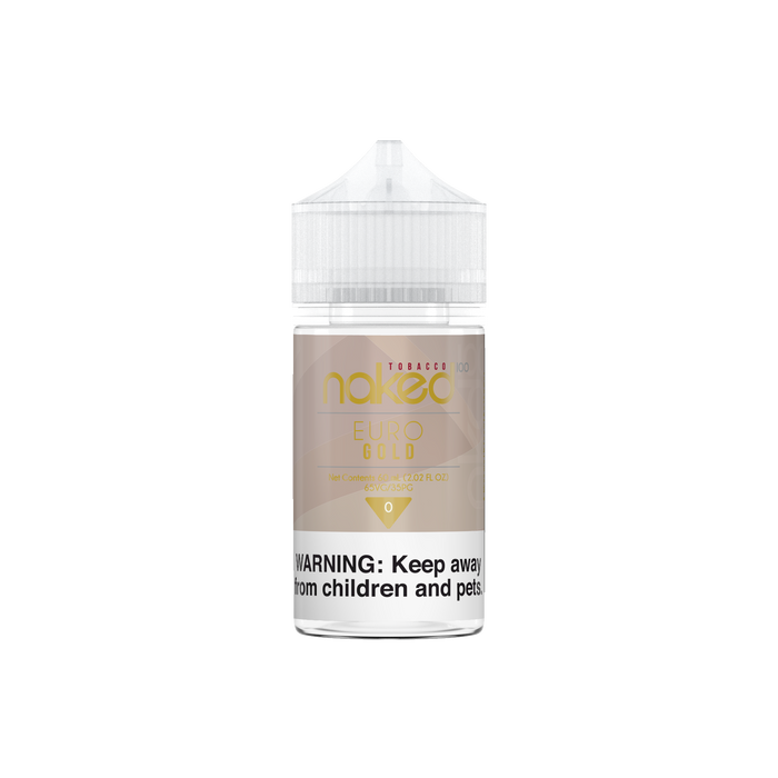 Naked 100 Tobacco - Euro Gold