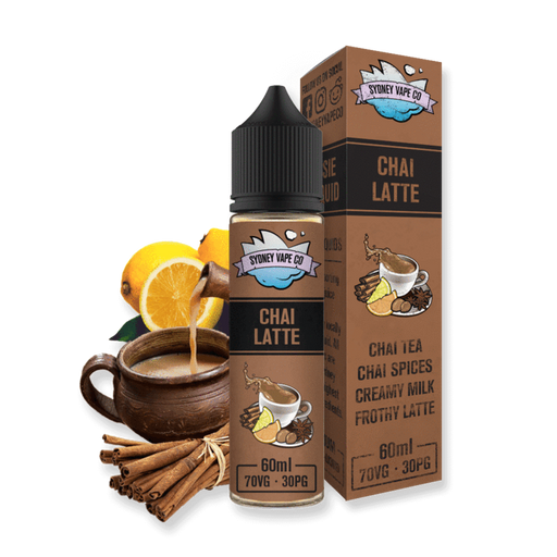 Sydney Vape Co - Chai Latte