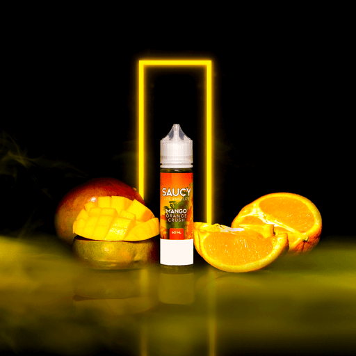 Saucy LA - Mango Orange Crush